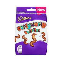 Конфеты Cadbury Curly Wurly Squirlies 110 g