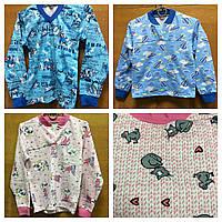 Пижамы детские байковые