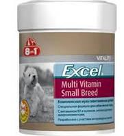 8 in1 ( 8 в 1) Excel Multi Vitamin Small Breed . Витамины для собак мелких пород 70 табл.