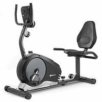 Горизонтальний велотренажер HS-040L Root black/silver/grey - model 2020
