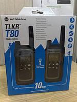 Motorola TLKR T80, комплект радиостанций