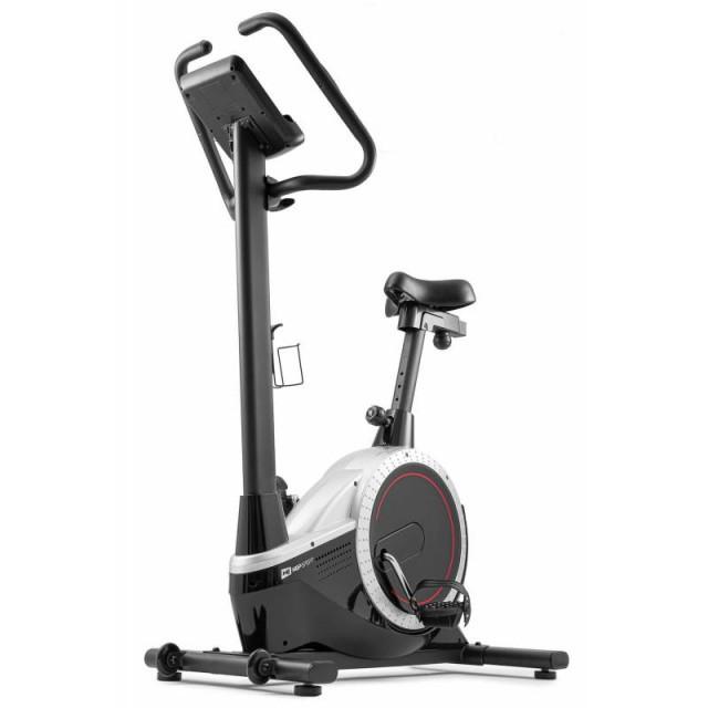 Велотренажер Hop-Sport HS-060H Exige black/silver 2020