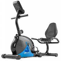 Горизонтальний велотренажер HS-030L Rapid black/blue