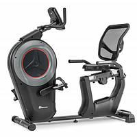 Велотренажер Hop-Sport HS-100L Edge iConsole+ black + mat
