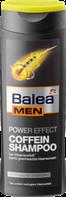 Мужской шампунь против выпадения волос с кофеином   Balea Men Power Effect Coffein Shampoo 250 мл