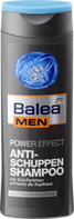 Мужской шампунь против перхоти Balea men Power Effect Anti-Schuppen Shampoo 250 мл.