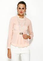 Розовая женская блузка MA&GI, фото 1