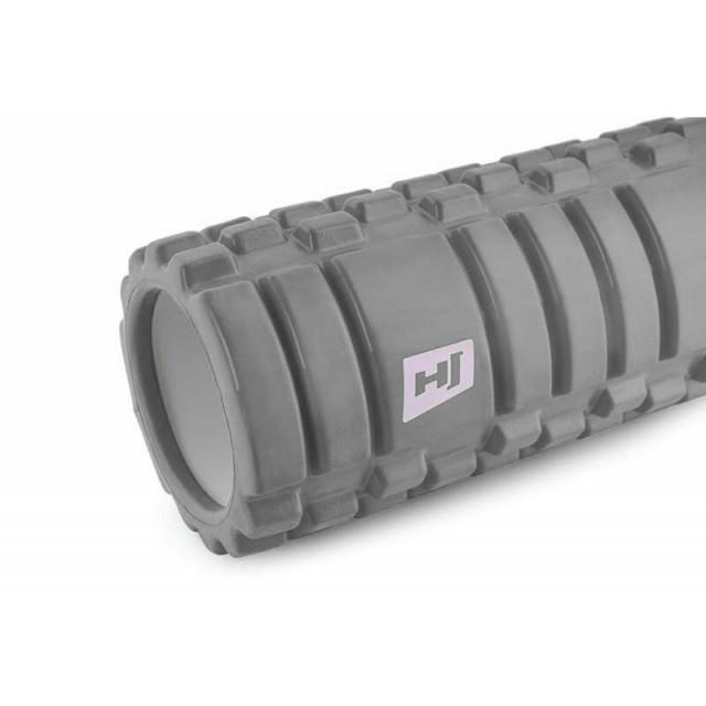 Роллер масажер EVA 33 x 10 см HS-A033YG grey