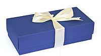 """Коробка """"Пенал""""  М0008-о6 синяя"""