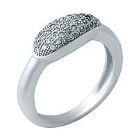 Серебряное кольцо DreamJewelry с фианитами (1923795) 16 размер, фото 1