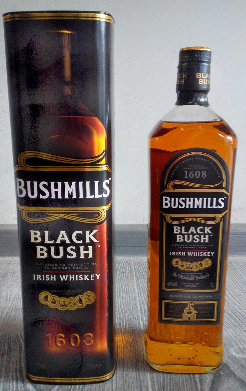 Ирландский виски Bushmills Black Bush, фото 1