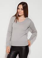 Женская серая блуза MA&GI