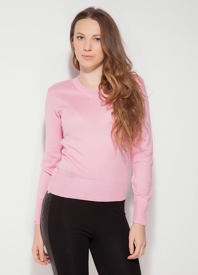 Розовая женская кофта MA&GI