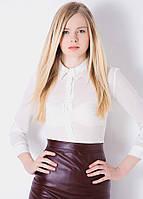 Белая женская блуза MA&GI