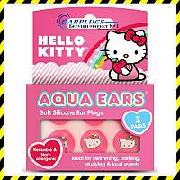 Беруши для детей Cirrus Hello Kitty (3 пары!).