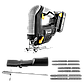 Аккумуляторный электрический лобзик DEKO DKJS20Q2, фото 2