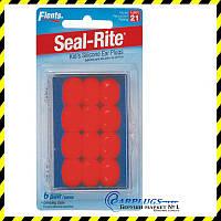 Cиликоновые беруши-шарики Flents Seal-Rite Orange (6 пар!).