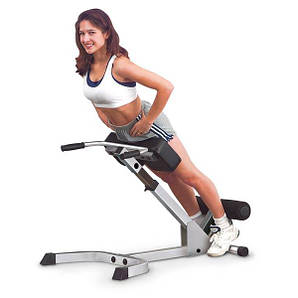 Body-Solid 45 Degree Back Hyperextension (GHYP-45)