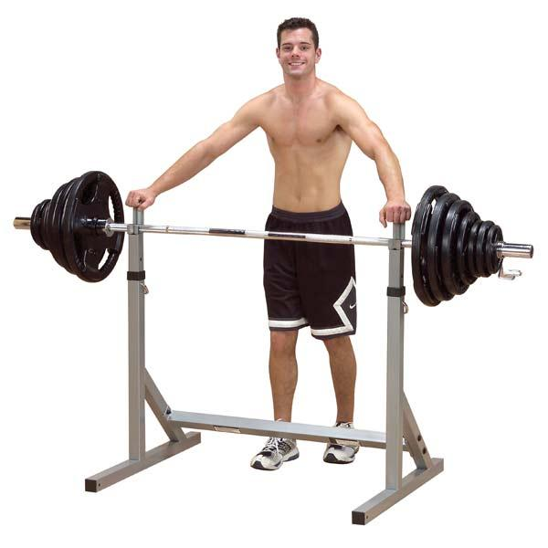 Body-Solid Powerline Squat Rack (PSS60)