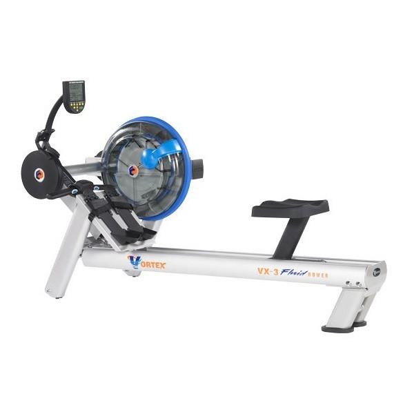 FDF Vortex Indoor Rower VX-3 + Fluid Assist (VX-3-FA)