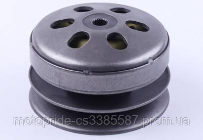 Вариатор задний в сборе (сцепление) - 125/150CC