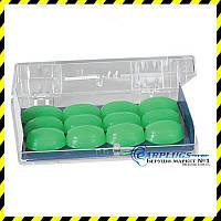 Cиликоновые беруши-шарики Flents Seal-Rite Green (6 пар!).