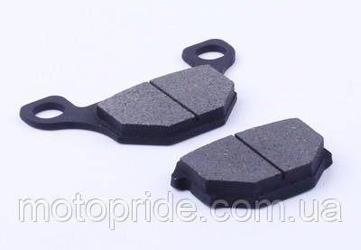 Колодки тормозные передние (дисковый тормоз) - СВ-125/150