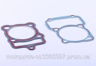 Прокладки цилиндра комплект (2 шт.) - ZUBR