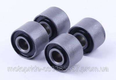 Сайлентблоки ступицы задней комплект (24*9*18 * 4 шт.) - СВ-125/150