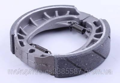 Колодки задние (барабан.тормоз)10см - под диск R12