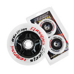 Колеса для роликових ковзанів Tempish RADICAL 76x24 mm 84A (10100004135)