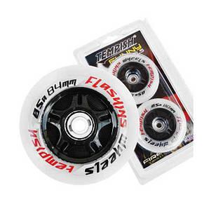 Колеса для роликовых коньков Tempish RADICAL 76x24 mm 84A (10100004135)