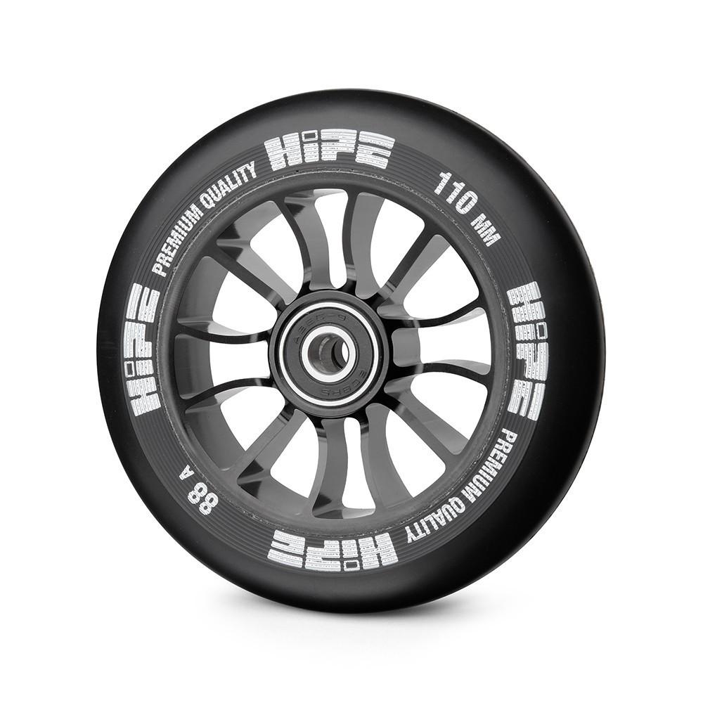 Колесо HIPE LMT01 110 black-black (0304)