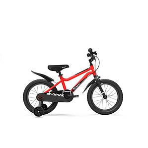 """Велосипед детский RoyalBaby Chipmunk MK 14"""", OFFICIAL UA, красный (CM14-1-red)"""