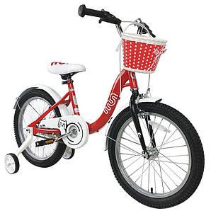 """Велосипед детский RoyalBaby Chipmunk MM Girls 16"""", OFFICIAL UA, красный (CM16-2-red)"""