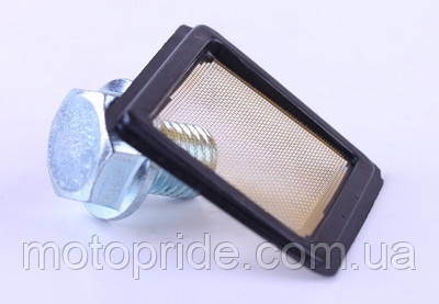 Крышка слива масла с сеткой - Актив