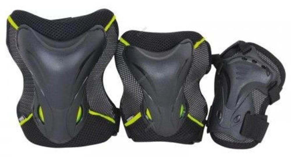 Защита (роликовые коньки) TempishJolly зелен L (102000071/green/L)