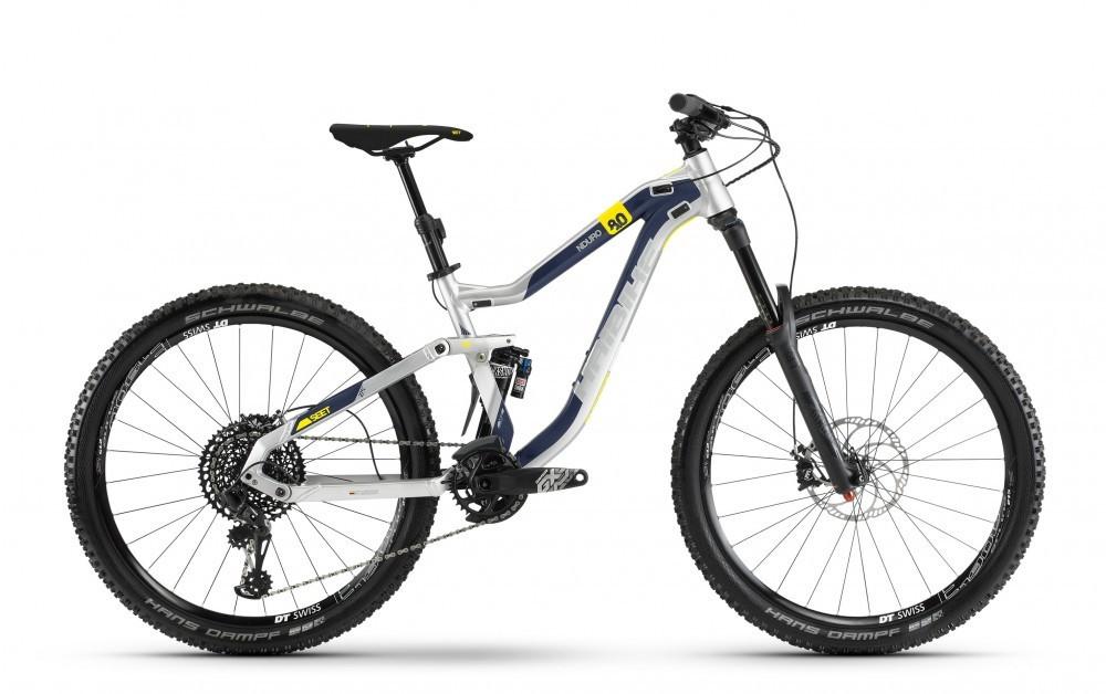 """Велосипед Haibike SEET NDURO 8.0  27.5"""", рама 43см, 2018 (4100188843)"""
