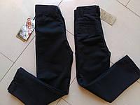 Черные Котоновые брюки на мальчика 6-7,12,13-14,14-15 лет Школа