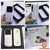 Умный WIFI дверной видеозвонок Anytek© B60 Original FullHD 1080p беспроводной мини домофон для входной двери, фото 6