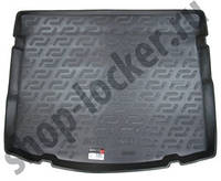 Коврик в багажник на Toyota Avensis sd (02-08)