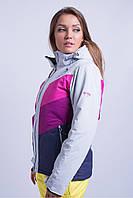 Куртка горнолыжная женская Snow фуксия размеры M и L