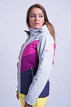 Куртка горнолыжная женская Snow фуксия