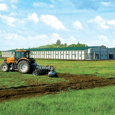Здания и сооружения сельскохозяйственного производства
