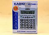 Калькулятор Kadio KD-1048B, фото 2