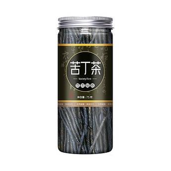Чай списи кудін чорний в упаковці, 75г