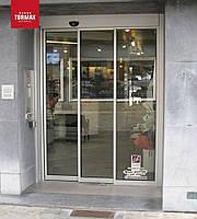 TORMAX Телескопичні розсувні двері