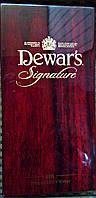 Шотландский виски Dewars Signature 43% 0,75л