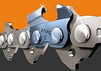 Цепь для Насадки - Пилы Цепной на болгарку (УШМ) Супер Зуб Stihl Original (Для твердых пород)