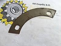 Отгибающаяся підкладка на польську роторну косарку